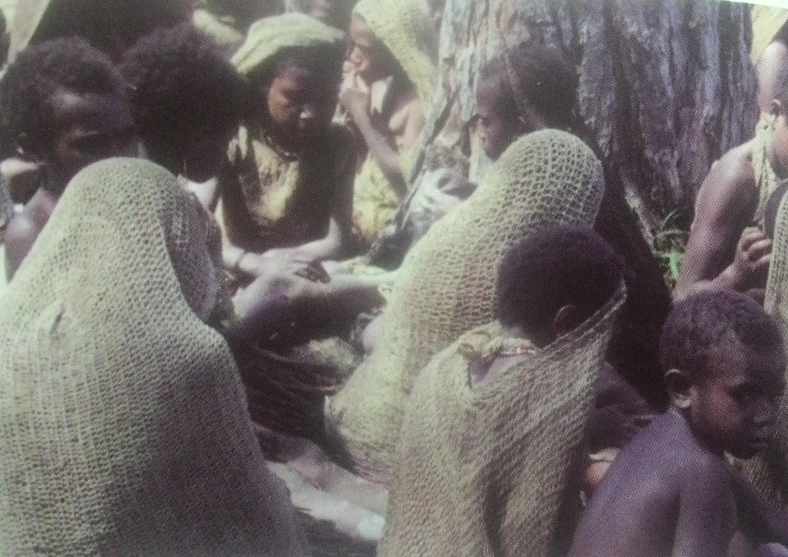 Noken-tas khas masyarakat Papua