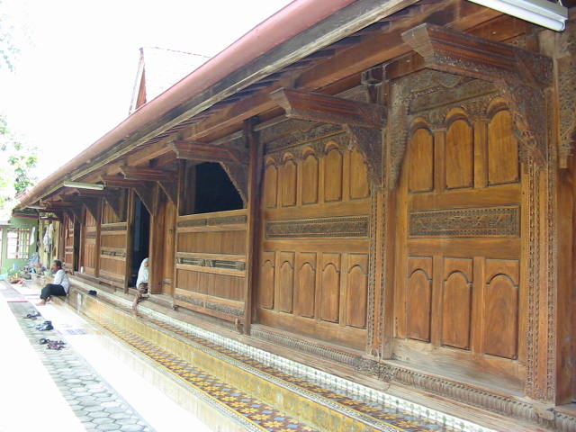 Kudus Traditional House